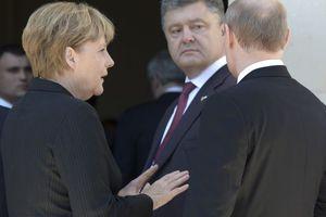 Σύνοδος Κορυφής ΕΕ, Ρωσίας και Ουκρανίας στο Μινσκ