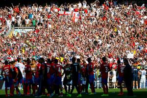 Στους «16» του Μουντιάλ η Κόστα Ρίκα