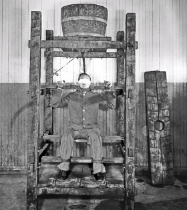 Κινέζικο βασανιστήριο της σταγόνας