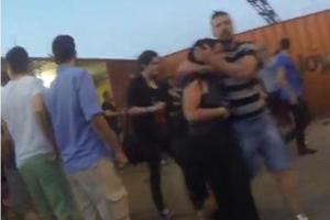 Βίντεο από τη συμπλοκή στη συναυλία του Μανού Τσάο