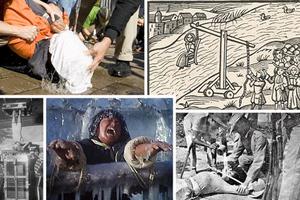 Βασανιστήρια με… νερό