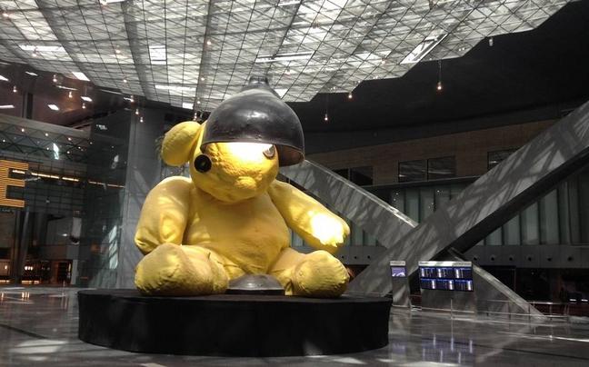 Telegraph: Τα ομορφότερα έργα τέχνης σε αεροδρόμια σε όλο τον κόσμο!