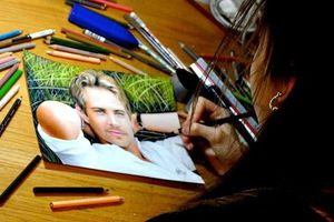 Φωτογραφίες από... μολύβι