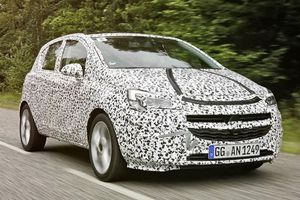 Στα τέλη του 2014 το νέο Opel Corsa