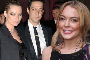 Ποιος είδε την Kate Moss και δεν φοβήθηκε!