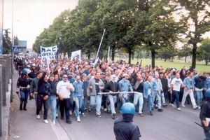 Εκατοντάδες οπαδοί της Νάπολι ετοιμάζονται να ταξιδέψουν στη Ρώμη