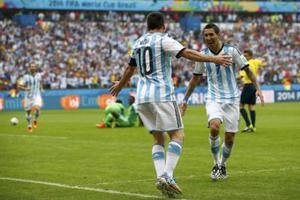 Δωρεά της Εθνικής Αργεντινής σε νοσοκομείο Παίδων