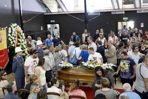 Σήμερα η κηδεία του οπαδού της Νάπολι