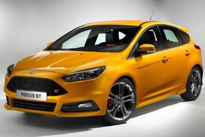 Αποκαλύφθηκε το ανανεωμένο Ford Focus ST