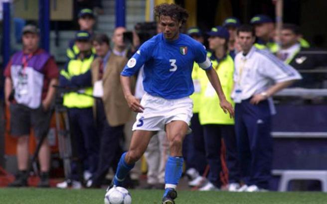Ο μεγάλος Ιταλός, Πάολο Μαλντίνι