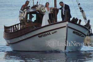 Παντρεύτηκε ο εγγονός του Κωνσταντίνου Μητσοτάκη