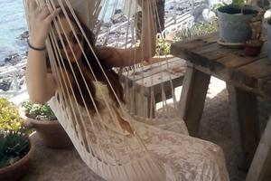 Διακοπές στην Κρήτη για τη Μελίνα Ασλανίδου