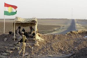Οι Κούρδοι δεν παραδίδουν τα συνοριακά περάσματα στη Βαγδάτη