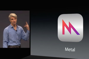 Metal στο iOS 8