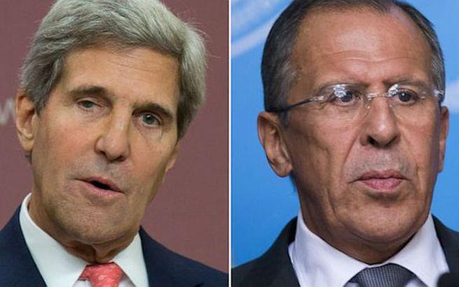 Επικοινωνία Κέρι - Λαβρόφ για τη Συρία
