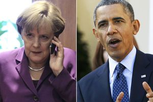 Συμφωνία Ομπάμα - Μέρκελ για συνεργασία στο προσφυγικό