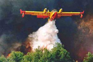 Ενισχύονται οι πυροσβεστικές δυνάμεις στο μέτωπο της Μεσσήνης