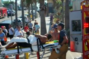 Λευκός καρχαρίας επιτέθηκε σε λουόμενο στην Καλιφόρνια