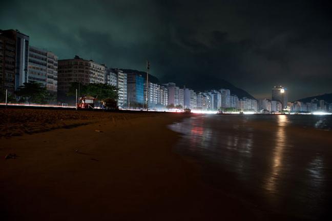 Το μπλακάουτ της Νότιας Βραζιλίας