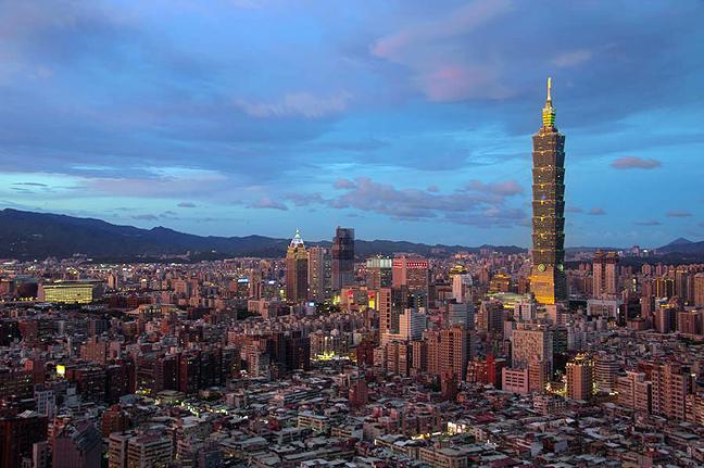 Το μπλακάουτ της Ταϊβάν