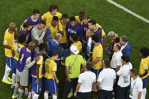 Όλη εθνική Βραζιλίας πήρε μηδέν!
