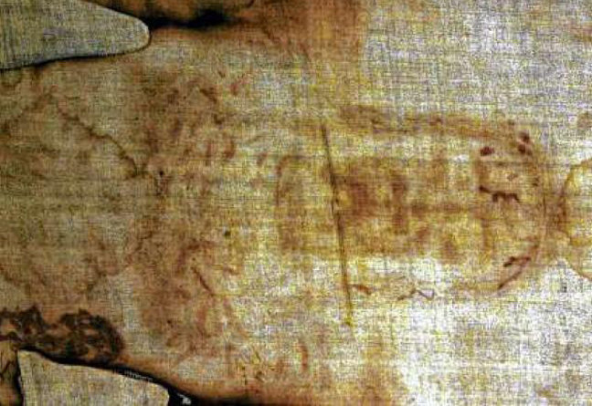 Πέπλο του Τορίνο που χρονολογείται από τον άνθρακα
