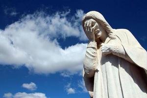 Μέχρι και ο Ιησούς... απογοητεύτηκε