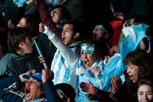 Έκαναν τη νύχτα μέρα στο Μπουένος Άιρες