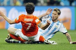 Στα πέναλτι το Ολλανδία-Αργεντινή