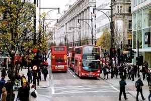 Ο πιο μολυσμένος δρόμος του Λονδίνου
