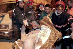 Δύο νεκροί από την κατάρρευση κτιρίων στην Καζαμπλάνκα