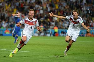 Στην κορυφή του ποδοσφαιρικού πλανήτη η Γερμανία