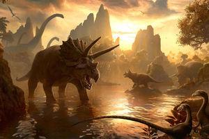 Κατακλυσμικές ηφαιστειακές εκρήξεις προκάλεσε ο αστεροειδής που εξαφάνισε τους δεινόσαυρους