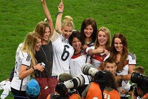Πρωταθλήτρια και στην εξέδρα η Γερμανία