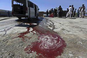 Αιματηρή έκρηξη βόμβας στο Αφγανιστάν