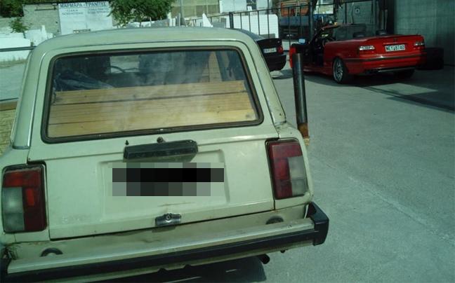 Αυτοκίνητο-σάουνα στη Θεσσαλονίκη autokinito saouna1
