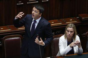 Η υπουργός εξωτερικών της Ιταλίας για τη θέση της Κάθριν Άστον