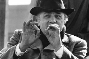 Ο θαυματουργός του σινεμά Φεντερίκο Φελίνι