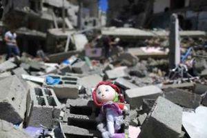 «Σταματήστε τη σφαγή στη Γάζα»