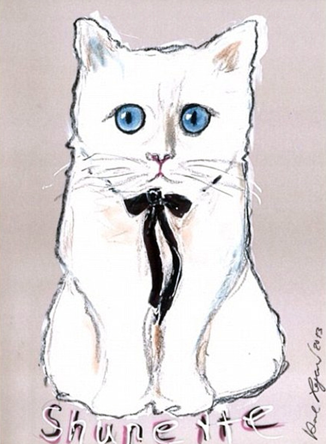 Τοπ μόντελ... η γάτα του Λάγκερφελντ karlcat5