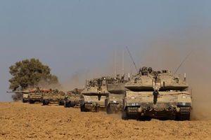 Δείτε ζωντανά την χερσαία επέμβαση του Ισραήλ στη Γάζα