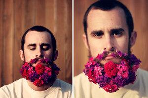 Λουλουδάτα μούσια