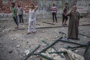 Κραυγή αγωνίας για τους αμάχους της Γάζας