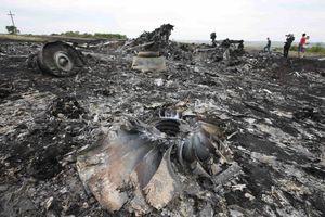 «Υπάρχουν ακόμα σοροί στα συντρίμια της Malaysia Airlines