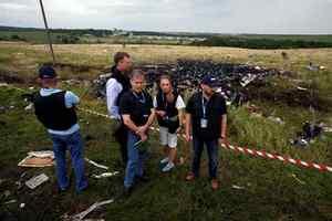 Στο σημείο της αεροπορικής τραγωδίας οι εμπειρογνώμονες