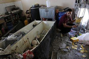 Η παλαιστινιακή κυβέρνηση καταδικάζει τη «βάρβαρη σφαγή»