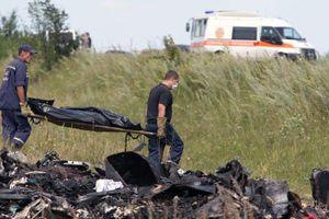 Οι σοροί των θυμάτων του αεροπλάνου θα μεταφερθούν στο Χάρκοβο