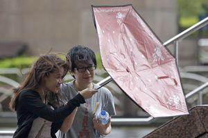 Χάος στην Ταιβάν από τον τυφώνα Μάτμο