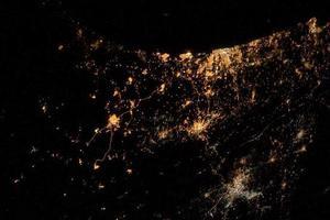 Οι εκρήξεις στη Γάζα από το διάστημα
