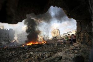 Το Ισραήλ συμφώνησε για 12ωρη κατάπαυση του πυρός στη Λωρίδα της Γάζας